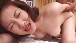 39yr old Japanese Mom Loves not Her Sons Cock (Uncensored)