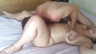 Threesome milf