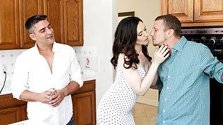 Mr. Pete in DP My Wife With Me #08, Scene #03 - RealityJunkies
